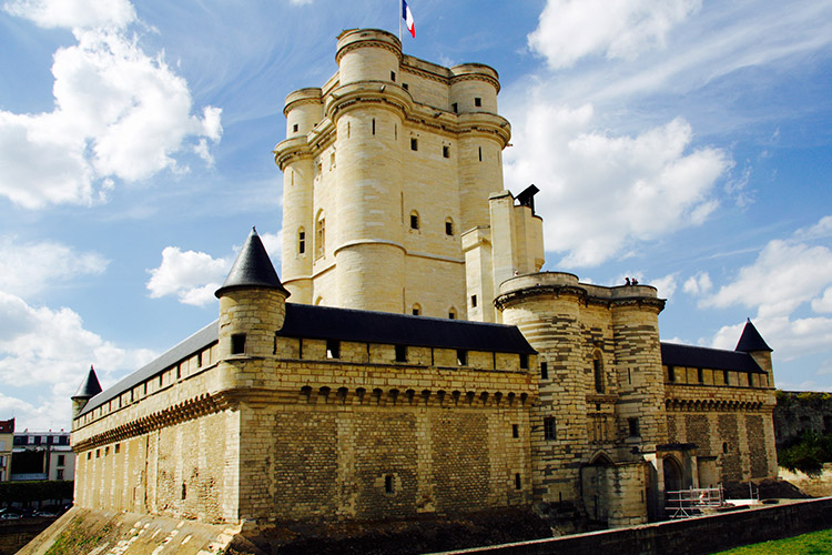 Medieval Castle of Vincennes