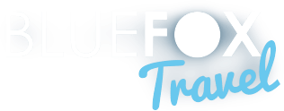 Blue Fox Travel Logo