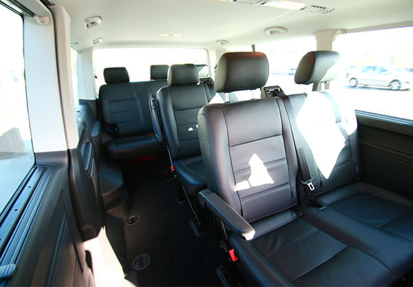 Comfortable vehicle