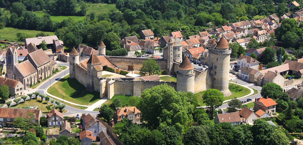 Blandy-les-Tours Castle