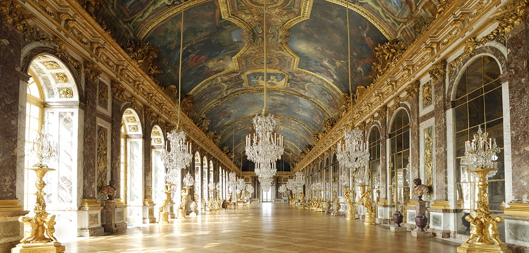 The Hall of Mirrors!