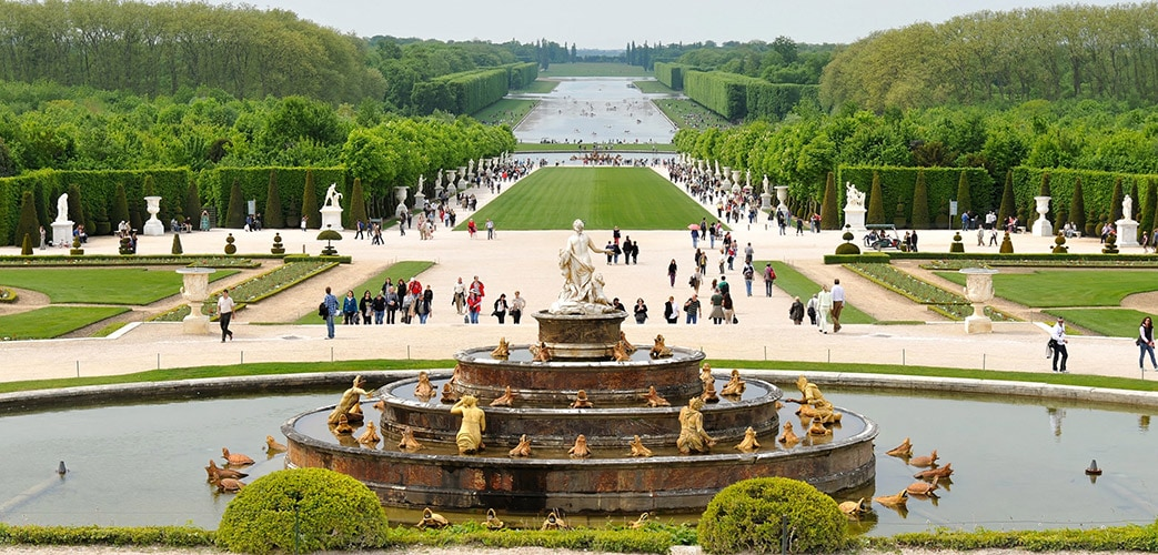 Famous French Gardens