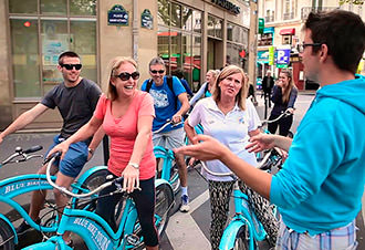 Paris Hidden Treasures Bike Tour