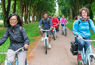 Versailles Palace Bike Tour