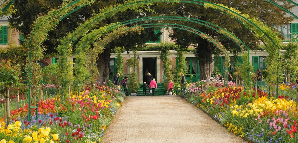 Monet S Garden Our Tour Of Giverny: Palace Of Versailles Tour & Giverny Tour From Paris : Book